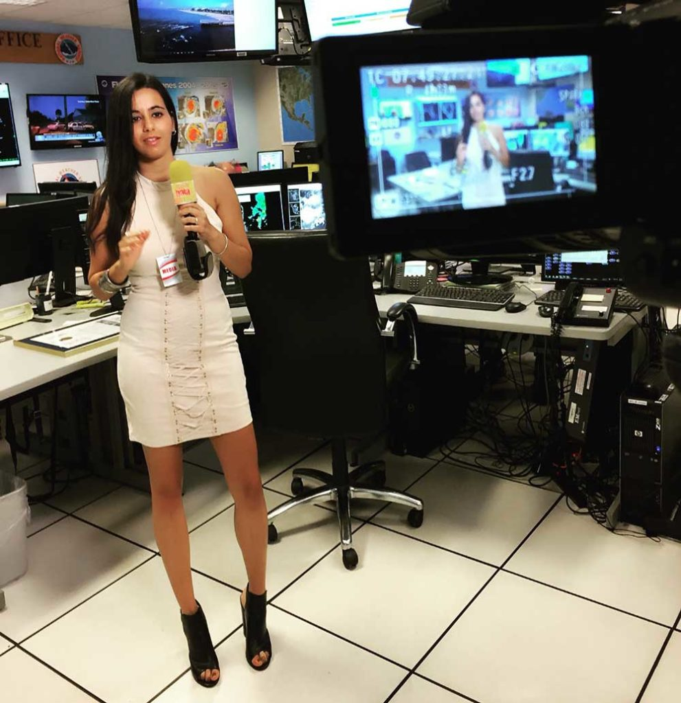 presentadora de television irene diaz noticias